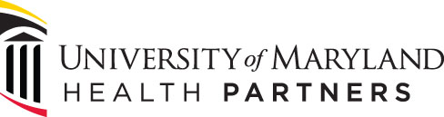 University of Maryland Health Partners Logo